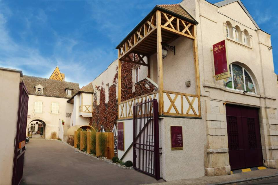 <br /> Spa Marie de Bourgogne